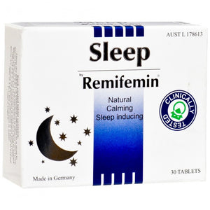 Remifemin Tabs 120s + Sleep 30s