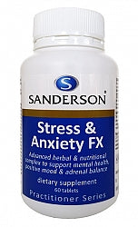 Sanderson Stress and Anxiety FX