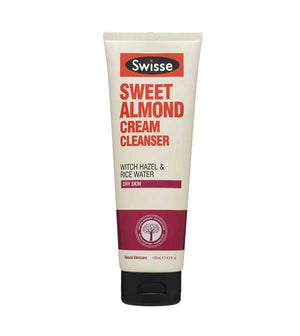 Swisse Sweet Almond Cream Cleanser