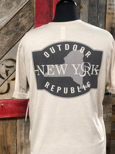 New York Patch T-Shirt