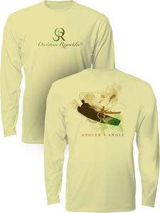 Angler's Angle - UPF Performance Shirt