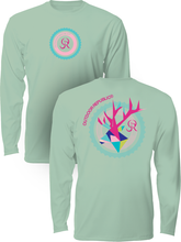 Cubed Buck - Women's UPF Performance Shirt
