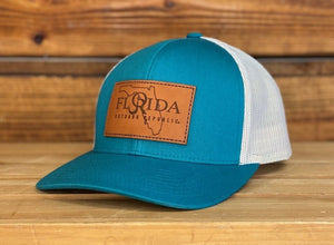 Florida OR Leather Patch Snapbacks
