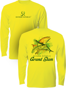 Grandslam - UPF Performance Shirt