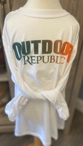 Outdoor Republic Long Sleeve T-Shirt Youth