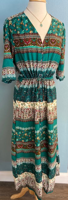 Bohemian Cowgirl Dress