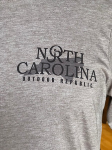 N'OR'th Carolina Patch T-Shirt