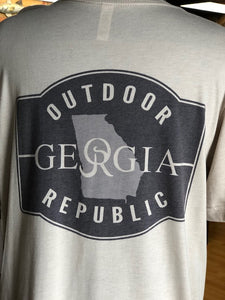 Ge'OR'gia Patch T-Shirt
