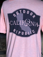 Calif'OR'nia Patch T-Shirt