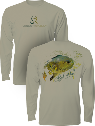 Mahi Fish - UPF Performance Shirt