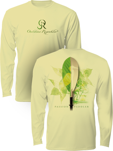 Passion Paddler #1 - UPF Performance Shirt
