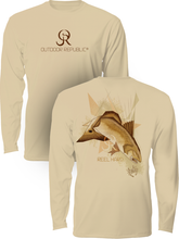 Redfish - UPF Performance Shirt