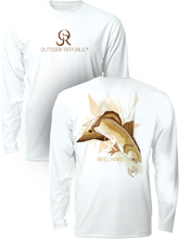 Redfish - UPF Performance Shirt (unisex)