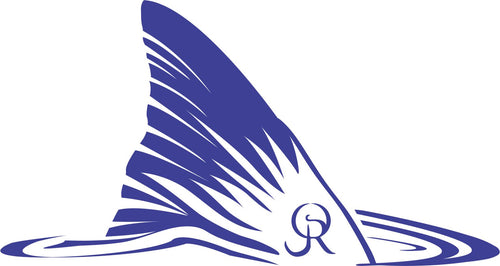 Redfish Tail Decal