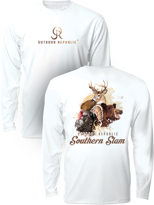 Southern Slam - UPF Performance Shirt (unisex)