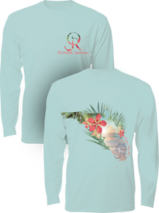 Sunshine State Florida Performance Shirt