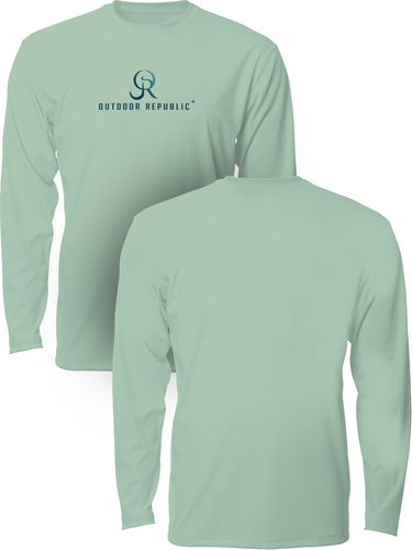 OR Center Logo UPF Performance Shirts - Youth and Toddler