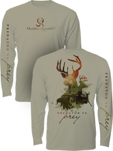 Woods Deer - UPF Performance Shirt (unisex)