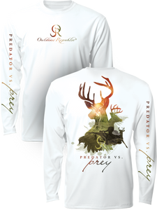 Woods Deer - UPF Performance Shirt