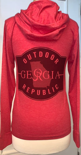 Ge'OR'gia  Patch Hoodie
