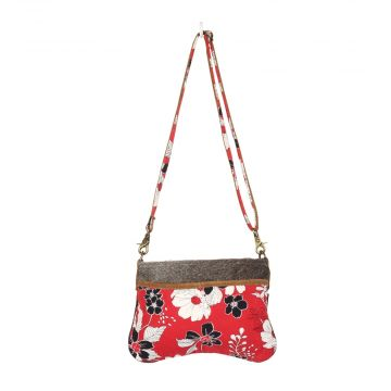Floral Amorous Small and Cross-Body Bag