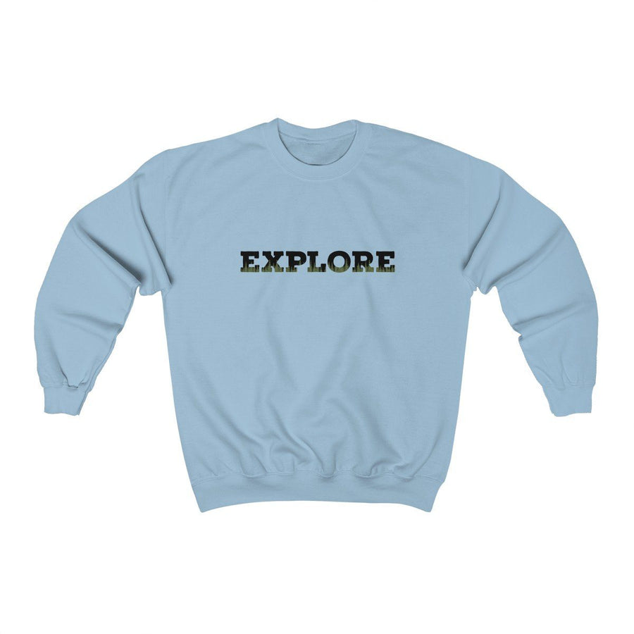 Explore // Sweatshirt