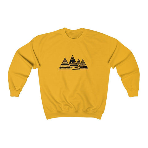 Mountains // Sweatshirt