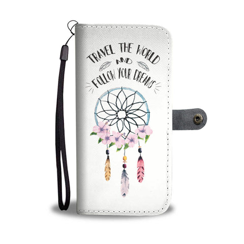Travel The World // Wallet Case