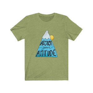 Adjust Your Altitude // Unisex