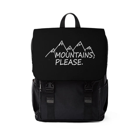 Mountains Please Backpack