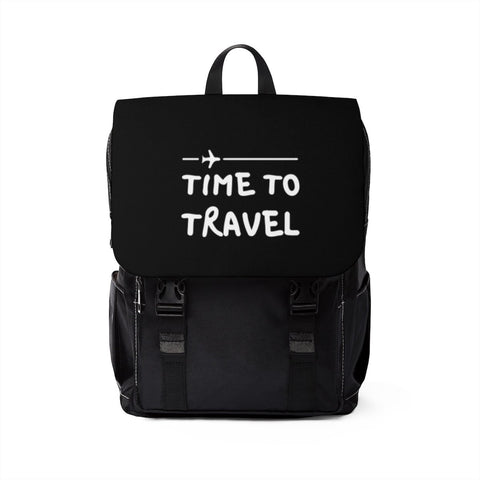 Time To Travel Backpack