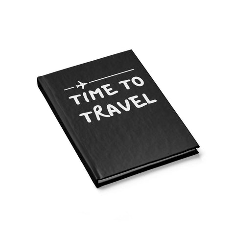 Time To Travel Journal