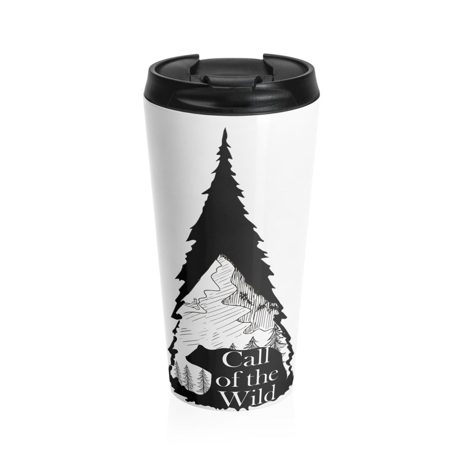 Call of The Wild Stainless Steel Mug