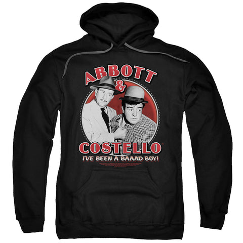 Abbott & Costello - Bad Boy Adult Pull Over Hoodie