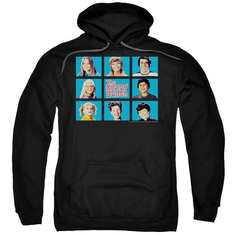 Brady Bunch - Framed Adult Pull Over Hoodie