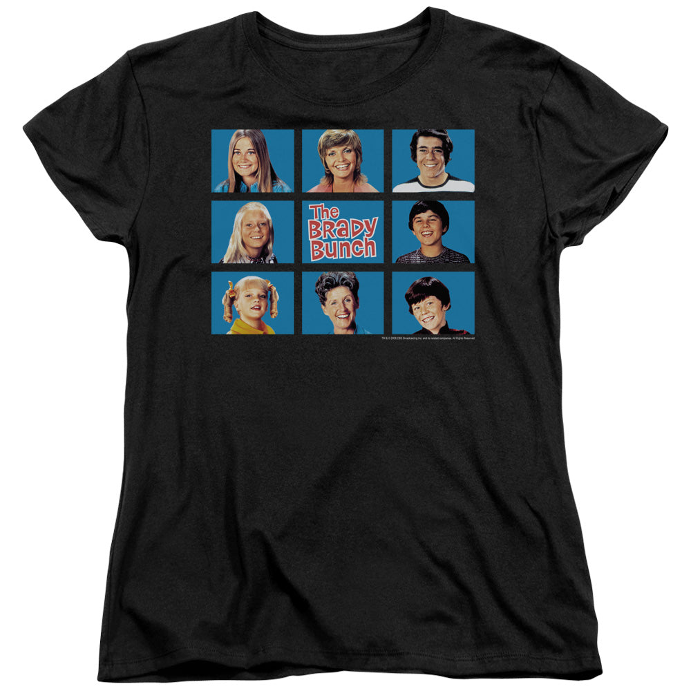 Brady Bunch - Framed Short Sleeve Women's Tee