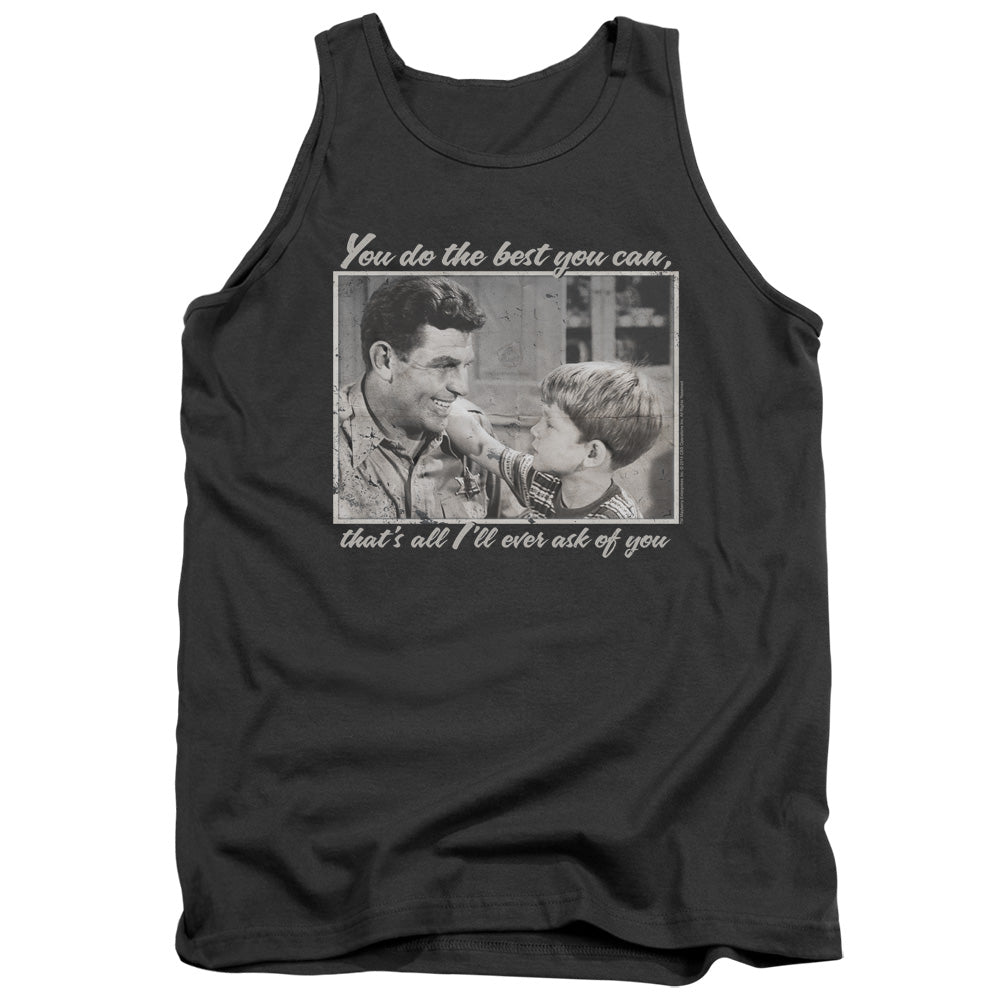 Andy Griffith - Wise Words Adult Tank