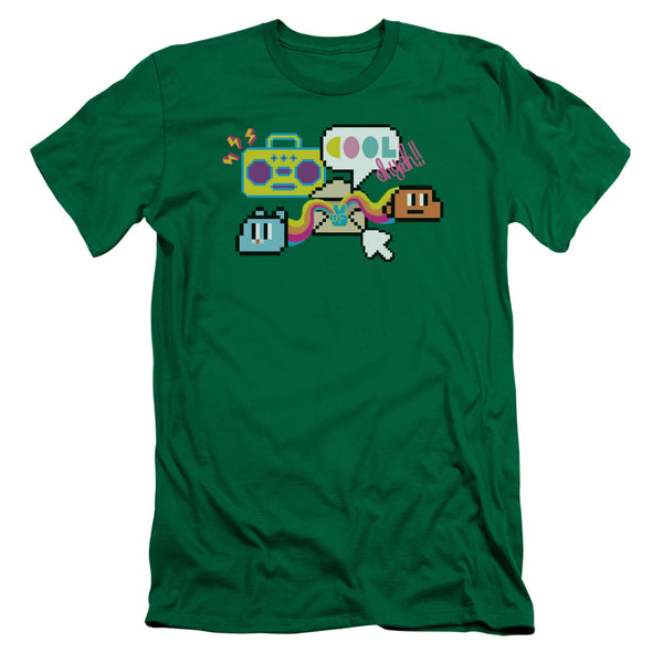 Amazing World Of Gumball - Cool Oh Yeah Short Sleeve Adult 30/1