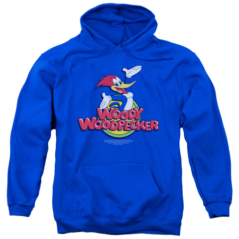 Woody Woodpecker - Woody Adult Pull Over Hoodie