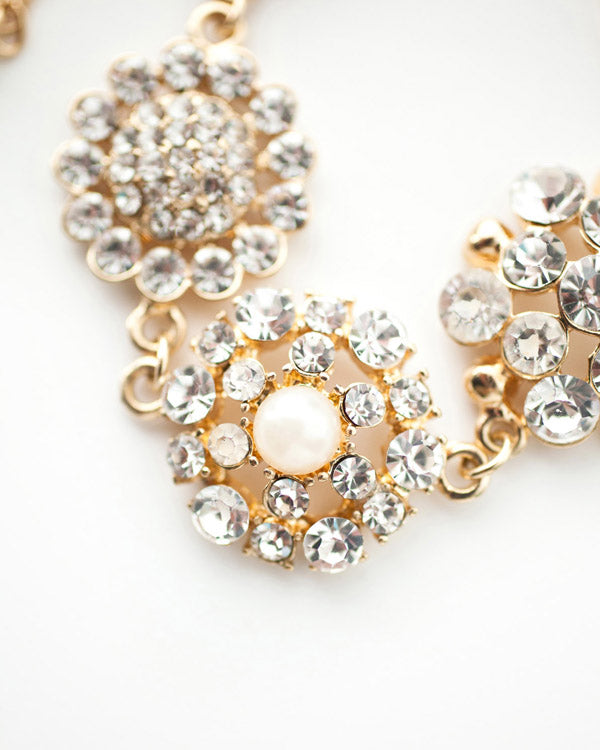 Crystal Bloom - Bracelet