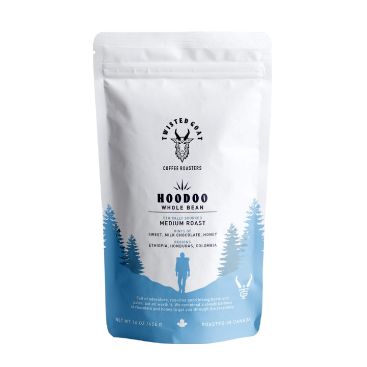 HOODOO - MEDIUM ROAST COFFEE BEANS