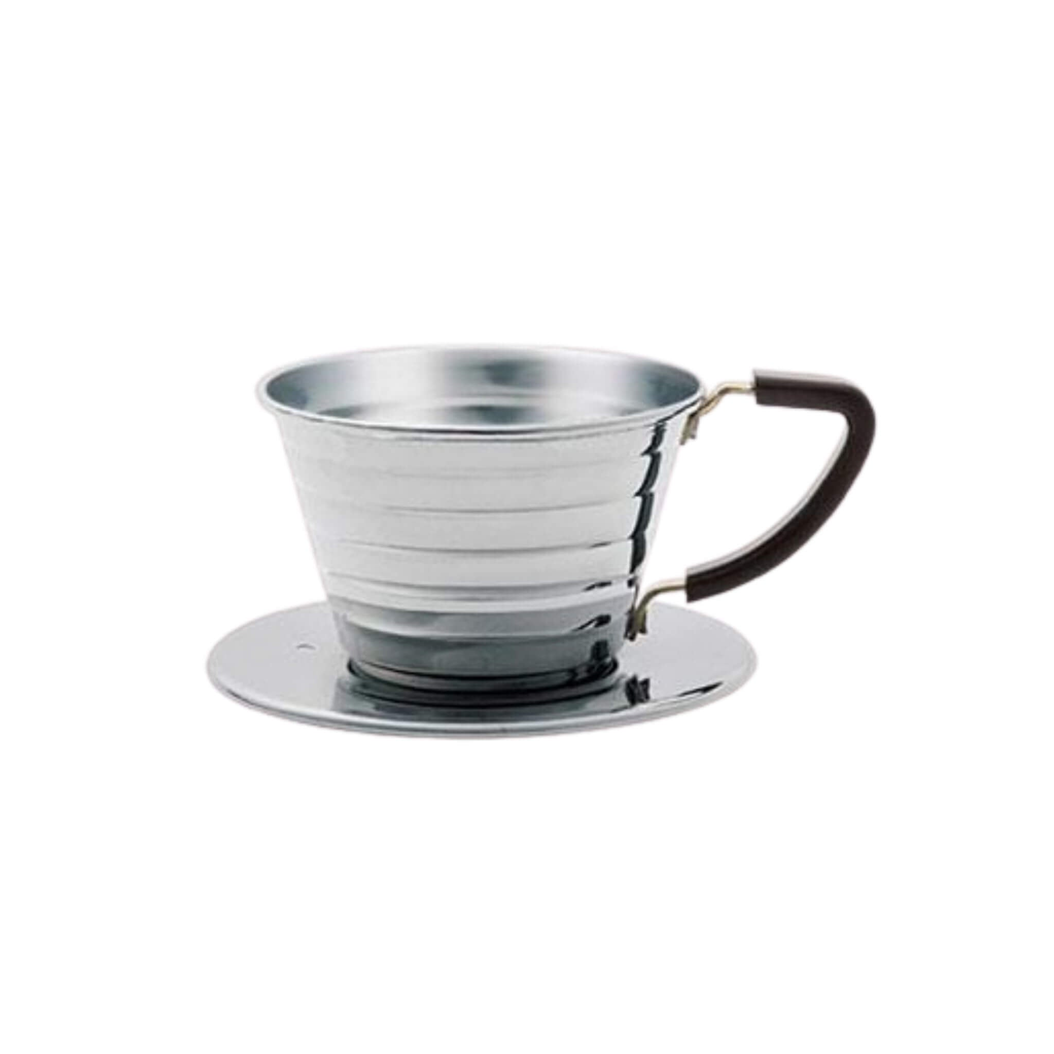 Kalita 185 Stainless Steel Pour Over Coffee Maker