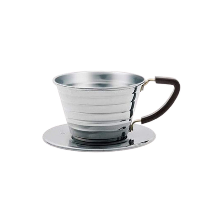 Kalita Wave 155 Stainless Steel Pour Over Coffee Maker