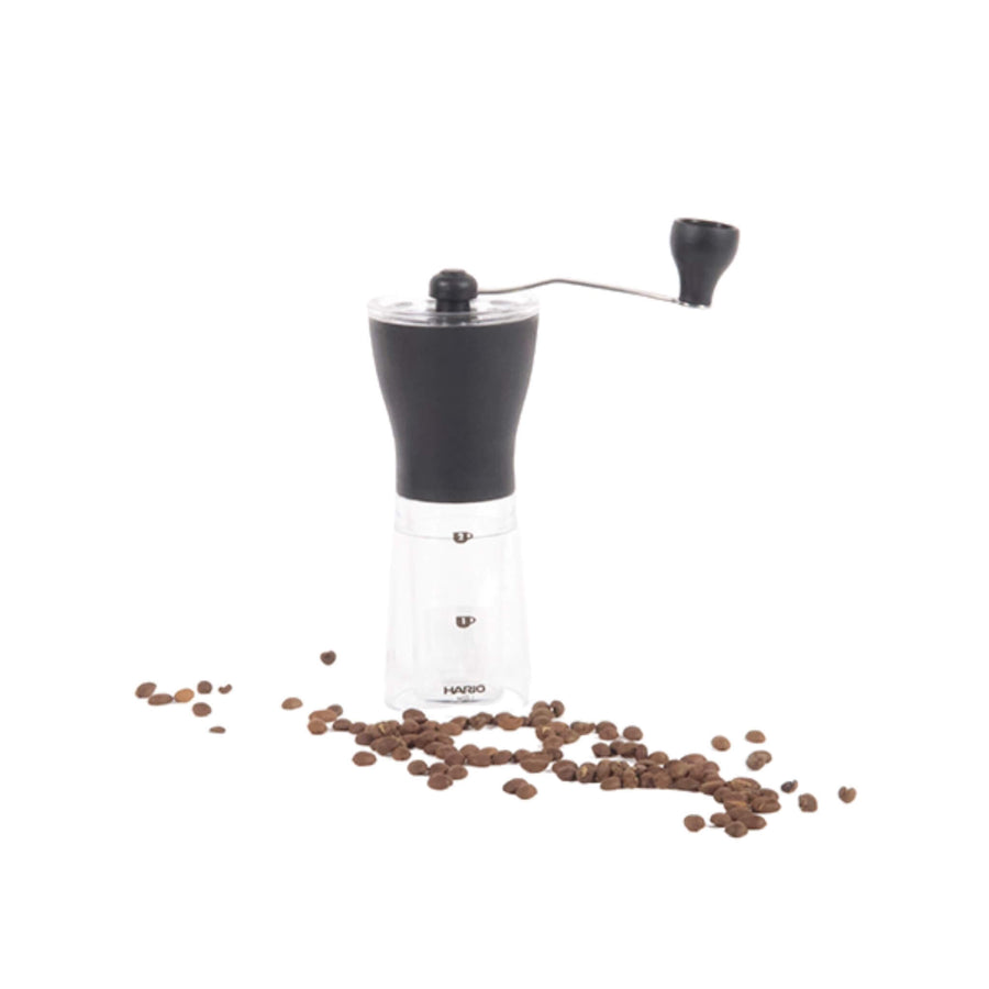 HARIO MINI-SLIM PLUS MANUAL COFFEE GRINDER