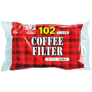 Pack of 100 Kalita #4 Coffee Filter