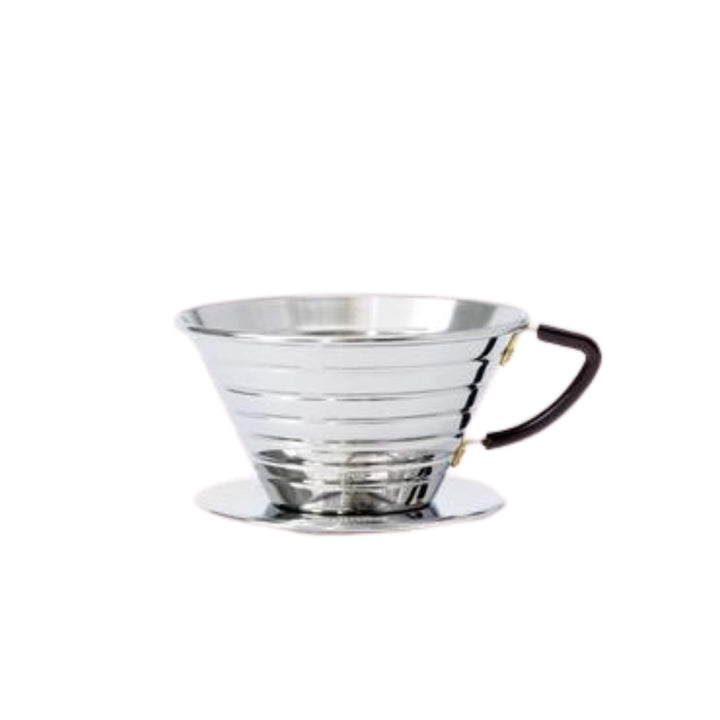 Kalita Wave 185 Stainless Steel Pour Over Coffee Maker