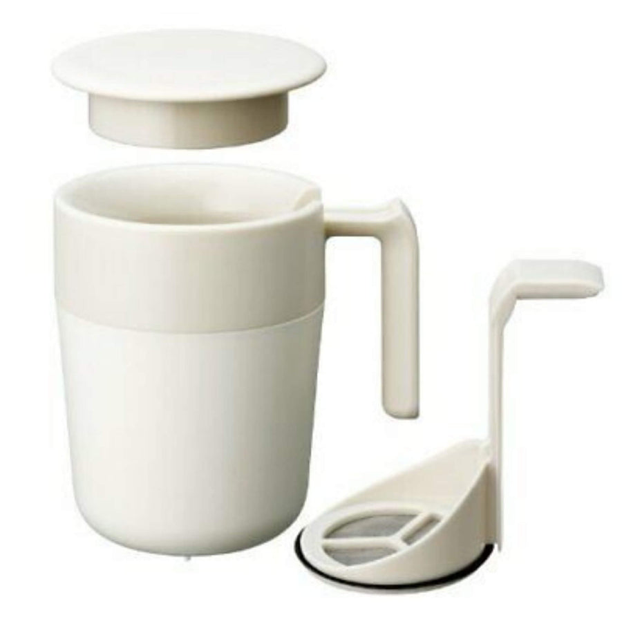 Kinto Coffee Press Mug, White