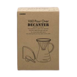Hario Pour Over Coffee Kit Shown In Box
