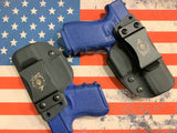 Custom Kydex Holster for the P80 IWB (solid colors)