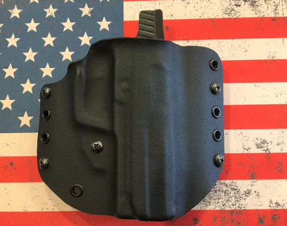 TRIPLE THREAT Custom Kydex Holster for H&K